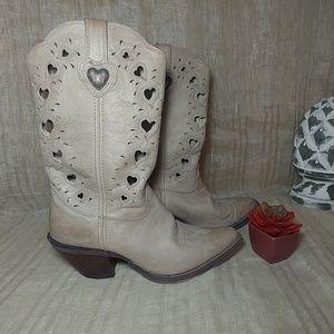 🎈Durango  Sweetheart Cowgirl Boots 7.5